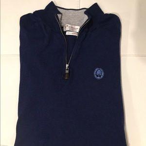 NWOT - Peter Millar Half Zipper Golf Sweater